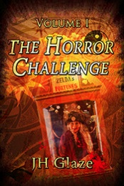 The Horror Challenge I book cover