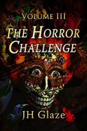 The Horror Challenge III book cover